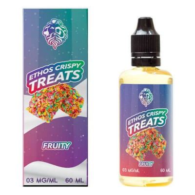 Ethos Crispy Treats Fruity Flavour