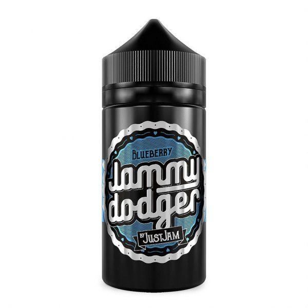 Just Jam Jammy Dodger Blueberry