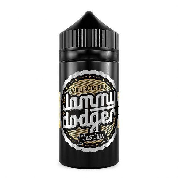 Just Jam Jammy Dodger Vanilla Custard