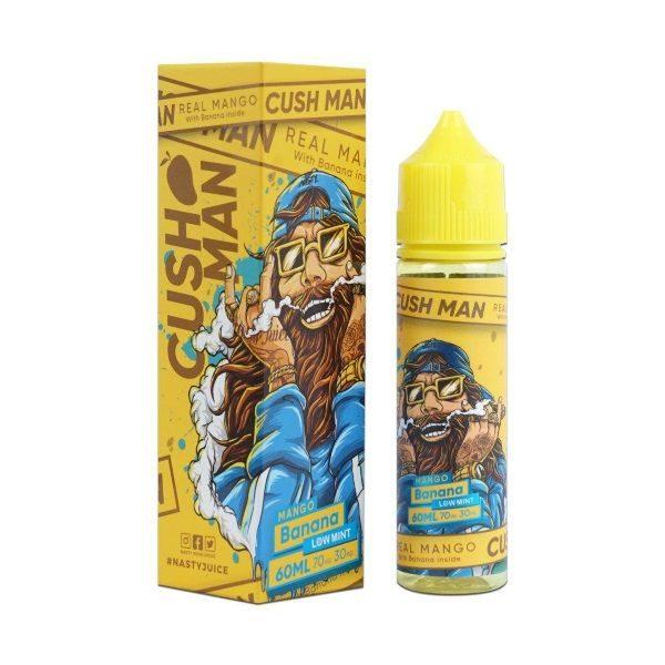 Cush Man Mango Banana Nasty Juice