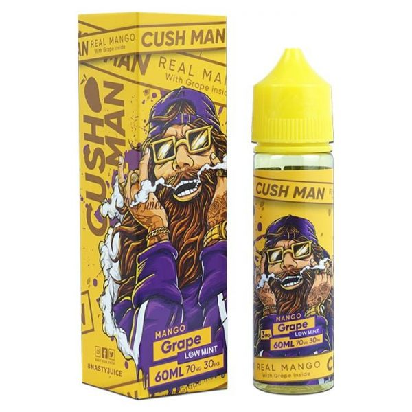 Mango grape cushman Nasty Juice